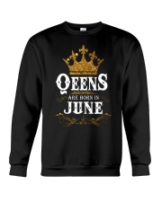 Qeen june Crewneck Sweatshirt front