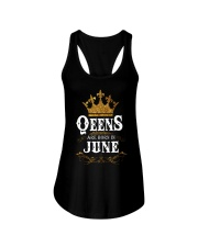Qeen june Ladies Flowy Tank thumbnail