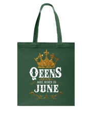 Qeen june Tote Bag thumbnail