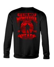 Jason It's the Most Wonderful Crewneck Sweatshirt thumbnail