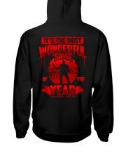 Jason It's the Most Wonderful Hooded Sweatshirt thumbnail