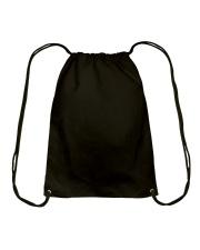 Jason It's the Most Wonderful Drawstring Bag front