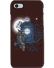 Owl Doctor Who Phone Case tile