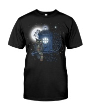 Owl Doctor Who Premium Fit Mens Tee thumbnail
