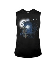 Owl Doctor Who Sleeveless Tee thumbnail