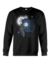 Owl Doctor Who Crewneck Sweatshirt thumbnail