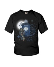 Owl Doctor Who Youth T-Shirt thumbnail
