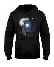 Owl Doctor Who Hooded Sweatshirt tile