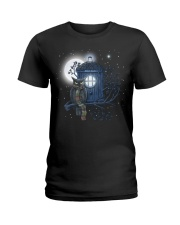 Owl Doctor Who Ladies T-Shirt thumbnail