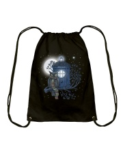 Owl Doctor Who Drawstring Bag tile
