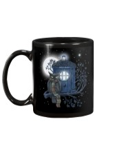 Owl Doctor Who Mug back