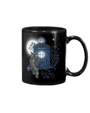 Owl Doctor Who Mug front