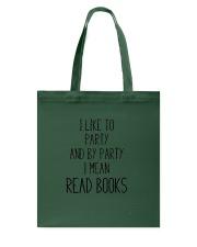Read Books Tote Bag thumbnail