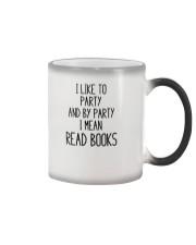 Read Books Color Changing Mug thumbnail
