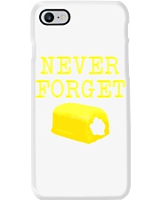 Never Forget Twinkie Phone Case thumbnail