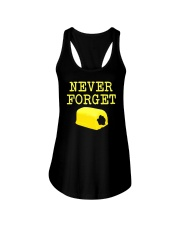 Never Forget Twinkie Ladies Flowy Tank thumbnail