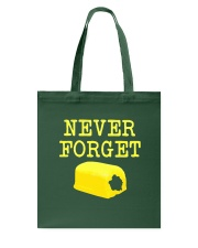 Never Forget Twinkie Tote Bag thumbnail
