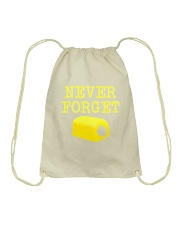 Never Forget Twinkie Drawstring Bag thumbnail