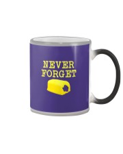 Never Forget Twinkie Color Changing Mug color-changing-right
