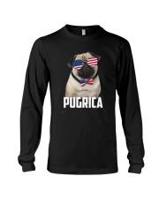 Pug Proud 0506 Long Sleeve Tee thumbnail