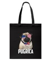 Pug Proud 0506 Tote Bag thumbnail