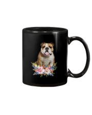 Bulldog Loves Girl 0204 Mug thumbnail