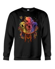 Golden Retriever Dreamcatcher Crewneck Sweatshirt thumbnail