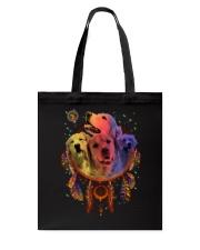 Golden Retriever Dreamcatcher Tote Bag thumbnail