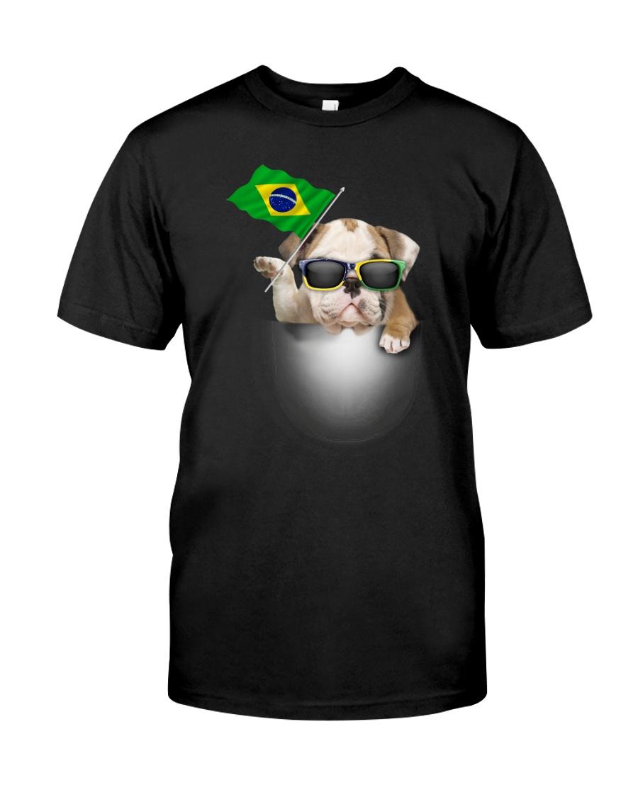 Bulldog BZ 3105 Classic T-Shirt