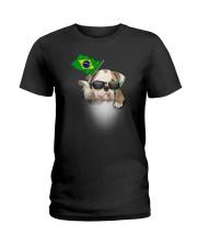 Bulldog BZ 3105 Ladies T-Shirt thumbnail