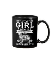Golden Retriever Perfect Girl Mug thumbnail