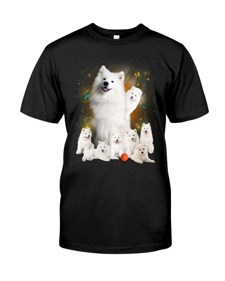GAEA - Samoyed Smile 1204 Classic T-Shirt