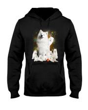 GAEA - Samoyed Smile 1204 Hooded Sweatshirt thumbnail