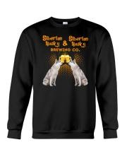 Siberian Husky Brewing 0706 Crewneck Sweatshirt thumbnail