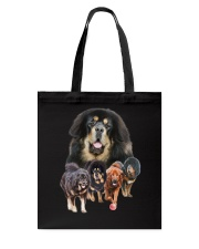 GAEA - Tibetan Mastiff Running 1603 Tote Bag thumbnail