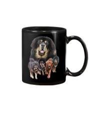 GAEA - Tibetan Mastiff Running 1603 Mug thumbnail