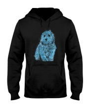 Coton de Tulear Bling 1303 Hooded Sweatshirt thumbnail