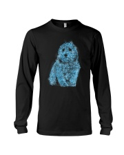 Coton de Tulear Bling 1303 Long Sleeve Tee thumbnail