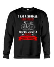 Lady Cyclist 2304 Crewneck Sweatshirt thumbnail
