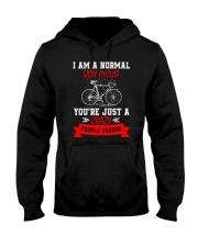 Lady Cyclist 2304 Hooded Sweatshirt thumbnail