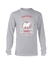 Samoyed Guardian Long Sleeve Tee thumbnail