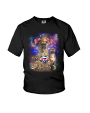Boxer Independence 0706 Youth T-Shirt thumbnail