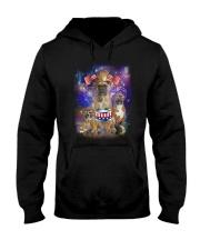 Boxer Independence 0706 Hooded Sweatshirt thumbnail