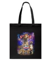 Boxer Independence 0706 Tote Bag thumbnail