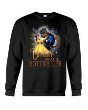 Rottweiler Beauty Crewneck Sweatshirt thumbnail
