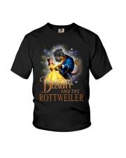 Rottweiler Beauty Youth T-Shirt thumbnail