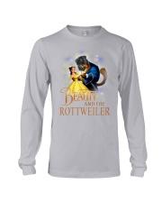 Rottweiler Beauty Long Sleeve Tee thumbnail