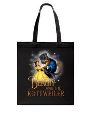 Rottweiler Beauty Tote Bag thumbnail