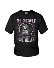 Rottweiler Me Youth T-Shirt tile