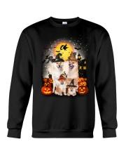 Shiba Inu Halloween - 2508 - A28 Crewneck Sweatshirt thumbnail